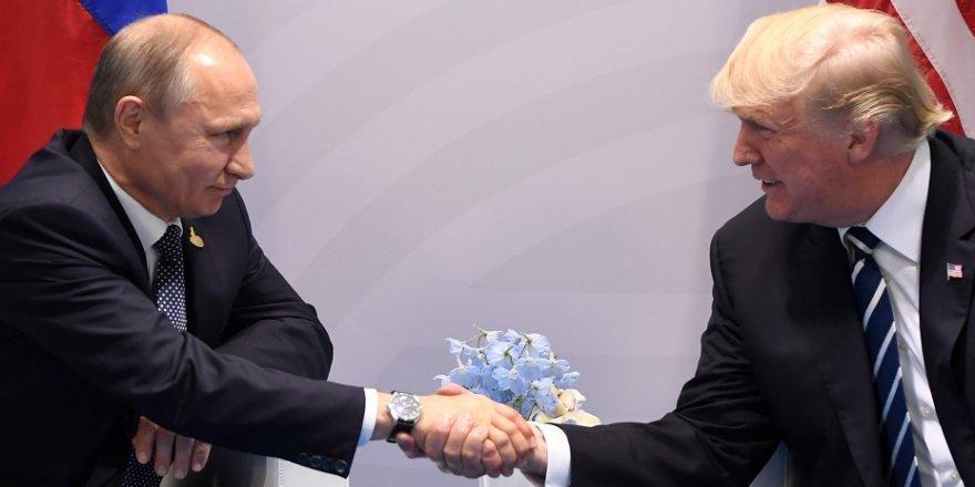 Trump ve Putin bir araya gelecek