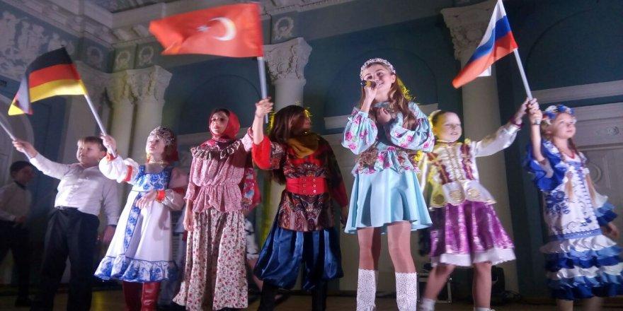 Uluslararası Rusya-Türkiye Dostluk Günleri başlıyor