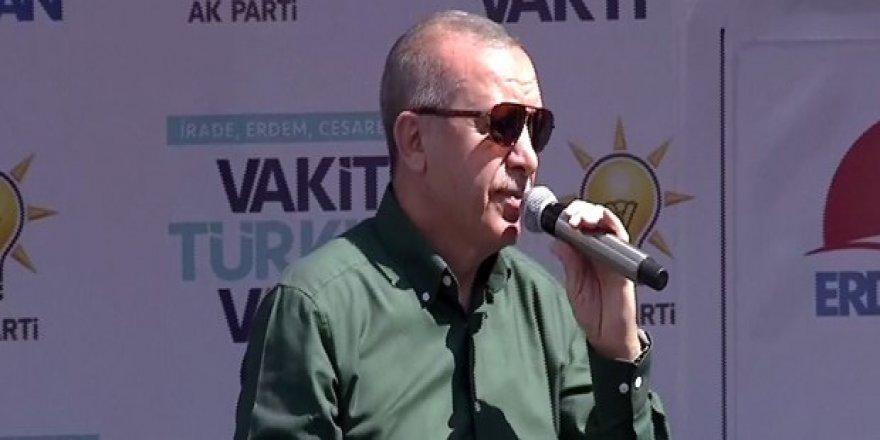 Cumhurbaşkanı Erdoğan: Bunlara bir Osmanlı tokadı gerekir