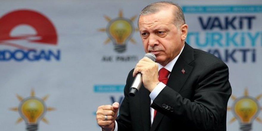 """Erdoğan: """"Bunlara bir Osmanlı tokadı gerek"""""""