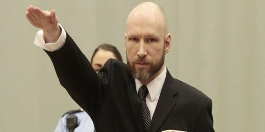 AİHM'den 77 kişinin katili Breivik'e ret