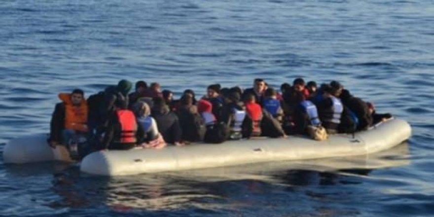 237 göçmen ölümden kurtarıldı