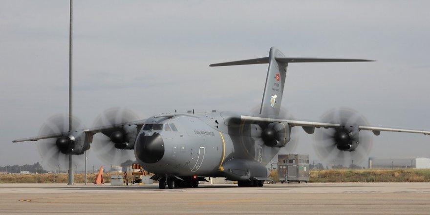 Türk Hava Kuvvetlerine 6'ncı A400M uçağı