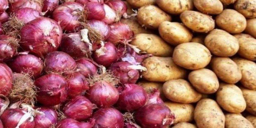 RK'dan patates ve soğan hamlesi!