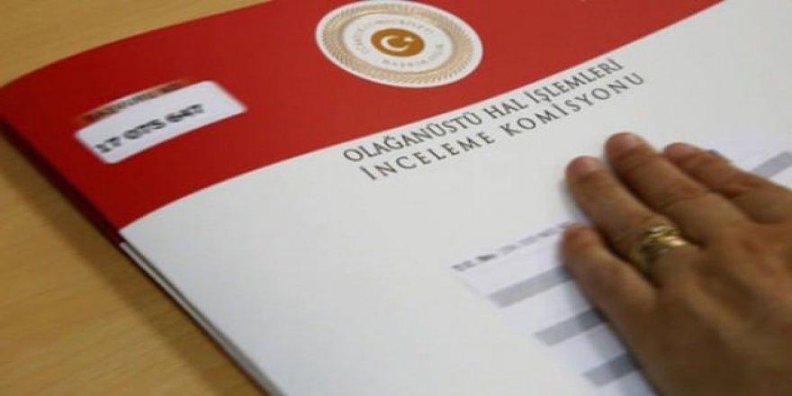 OHAL Komisyonu'ndan 1300 kişiye müjde