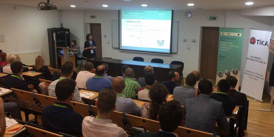 TİKA'dan Romanya'da sağlık eğitimine destek
