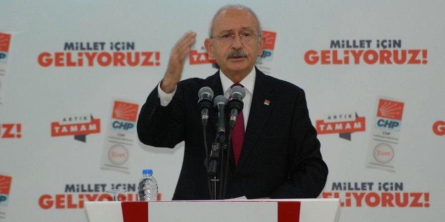 Kılıçdaroğlu'ndan patates açıklaması