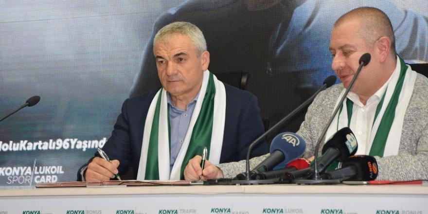 Konyaspor'da Rıza Çalımbay dönemi