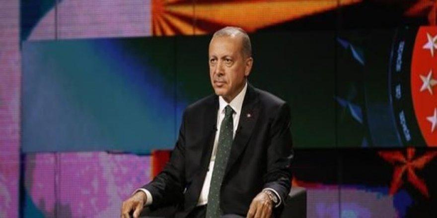 Cumhurbaşkanı Erdoğan'dan sandık çağrısı