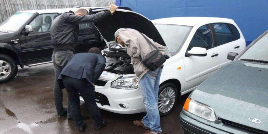 Ruslara ikinci el araç satımı yasaklanacak