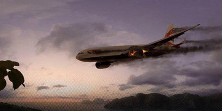 Rusya'da uçak düştü: 1 ölü
