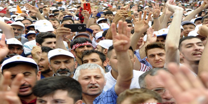 """Cumhurbaşkanı Erdoğan: """"Şimdiden kaybettiğini anladı"""""""
