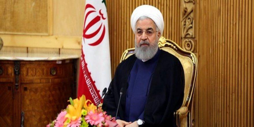 İran karıştı !