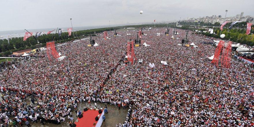 """Muharrem İnce """"Yarın bambaşka bir Türkiye olacak"""""""