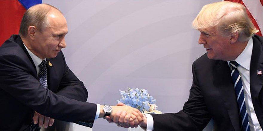 Trump ve Putin yakın zamanda görüşebilir