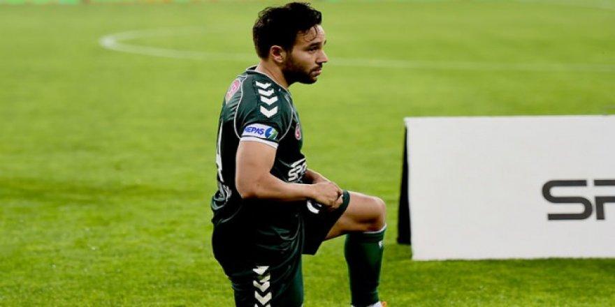Konyaspor'da Volkan Şen kararı!