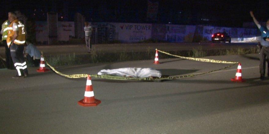 Bir saat aralıklarla 2 kaza: 1 ölü
