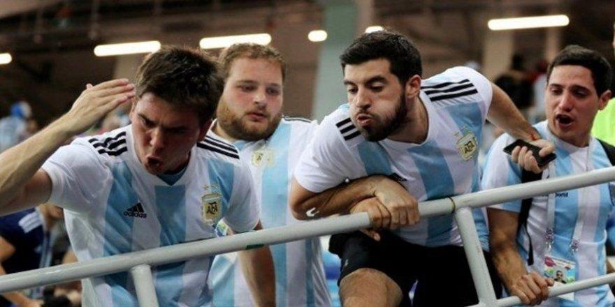 FIFA'dan Hırvatistan ve Arjantin'e ceza