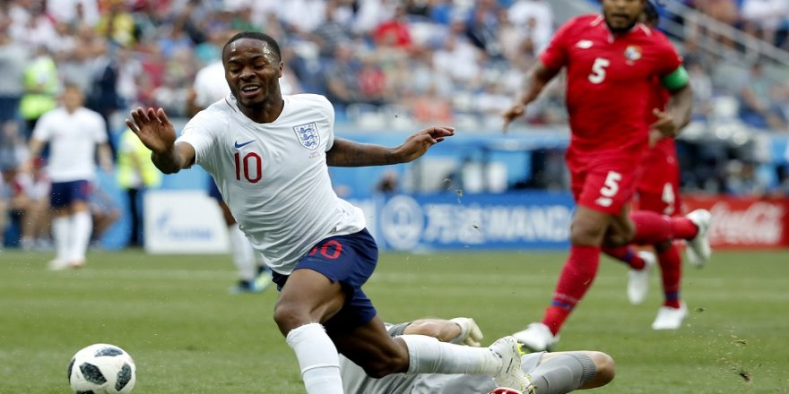 İngiltere: 6 - Panama: 1