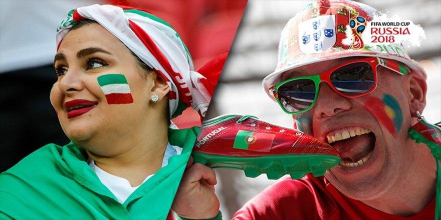 İran ile Portekiz 3. randevuda