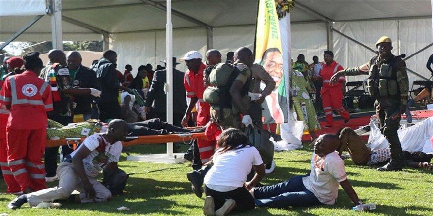Devlet Başkanı'na bombalı saldırı