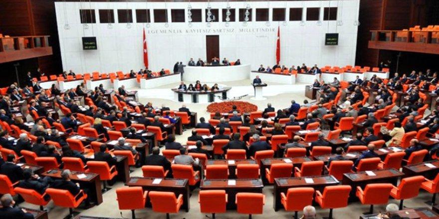 İlk kez 5 parti Meclis'te
