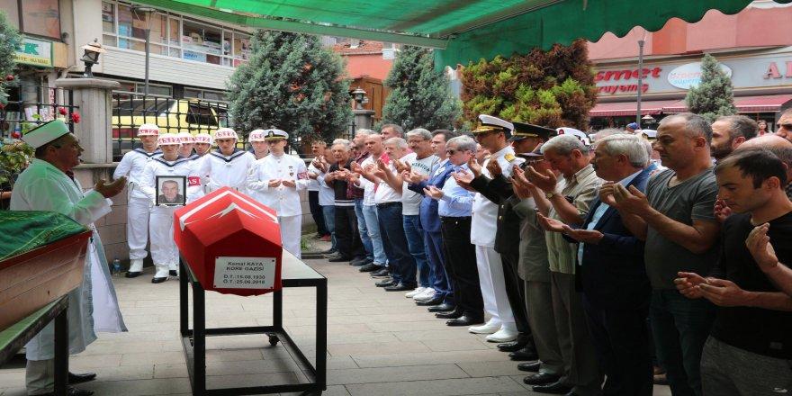 Kore Gazisi 88 yaşında hayatını kaybetti