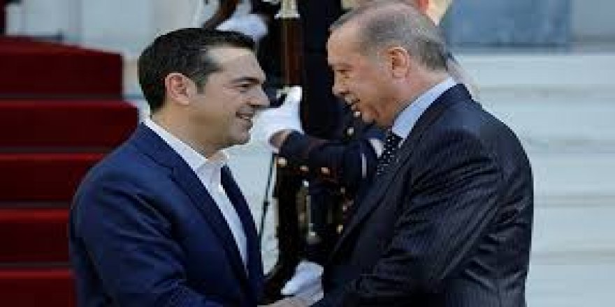 Çipras'dan Cumhurbaşkanı Erdoğan'a tebrik