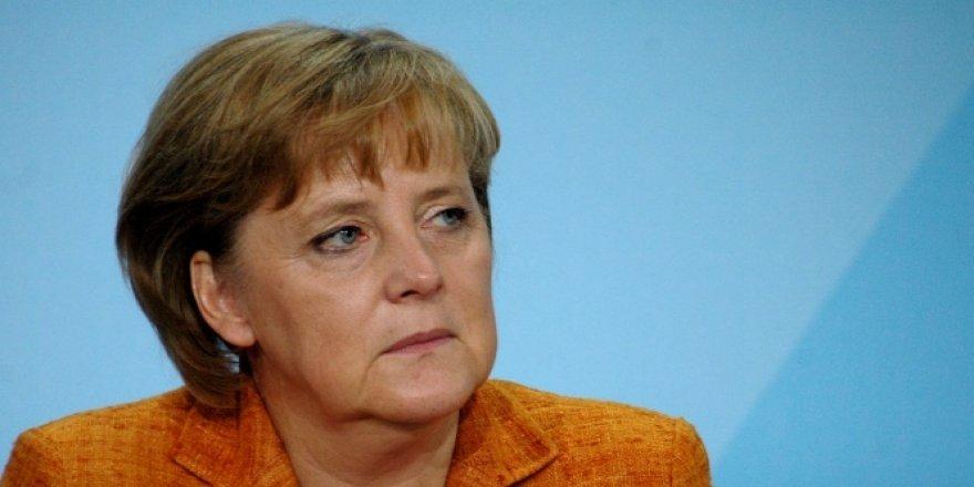 Merkel'den Trump'a yanıt