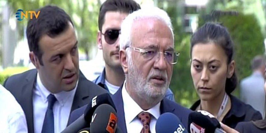 ''Erdoğan yemin edince hükümet göreve başlar''