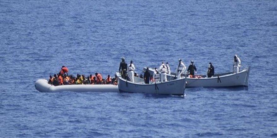 Hafta sonu 200'den fazla sığınmacı öldü