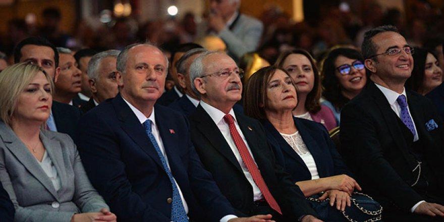 Kılıçdaroğlu, İnce ile seçimlerin ardından ilk kez bir araya geldi