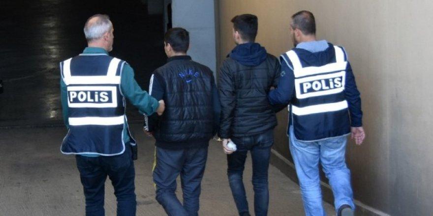 Aranan 17 kişi yakalandı