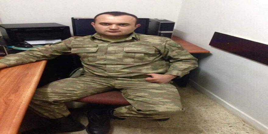 Karakol komutanı tabancasının ateş alması sonucu öldü