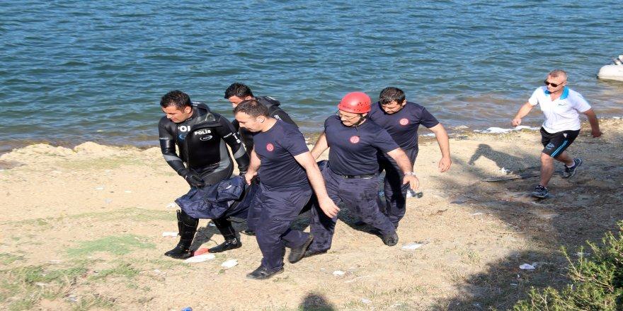 Barajda 1 kişi boğularak can verdi