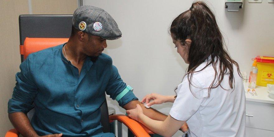 Samuel Eto'o sağlık kontrolünden geçti