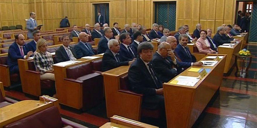 İYİ Parti Meclis Grubu ilk defa toplandı
