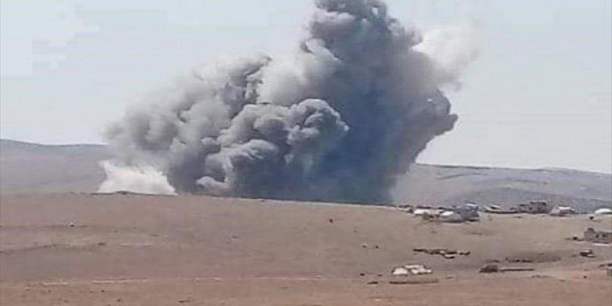 İsrail, Suriye'de havalimanını bombaladı