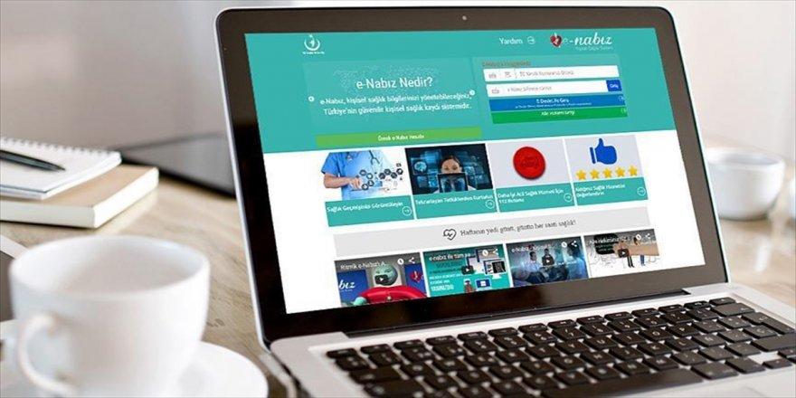 'e-Nabız'ı 8 milyon kişi kullanıyor