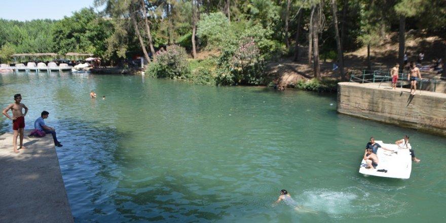 Baraj sularında tehlikeli serinlik