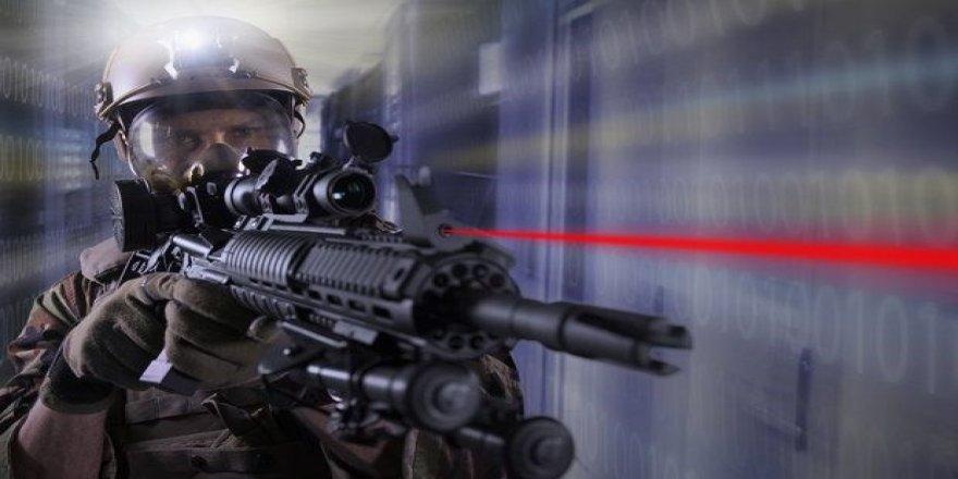"""""""Çin lazer silahı üretti"""""""