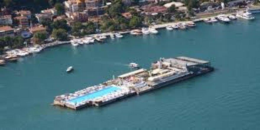 Tarihi Galatasaray Adası için karar verildi!