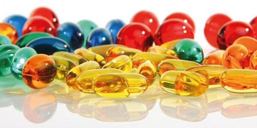 Multi-vitaminlerin kalbe faydası yok