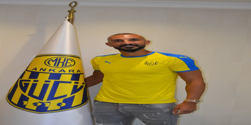 MKE Ankaragücü, Yalçın Ayhan'la 1 yıllık ön sözleşme imzaladı