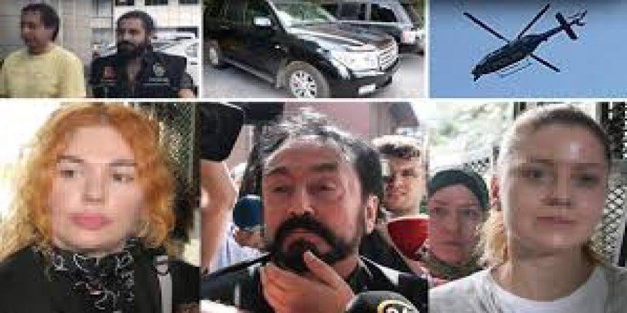 Adnan Oktar operasyonunda gözaltı sayısı 170'e yükseldi