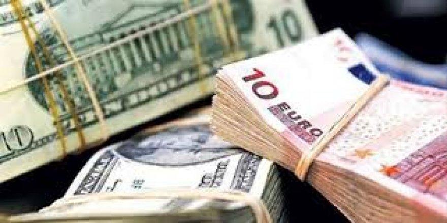 Euro ve Dolar Yeni Rekora İmza Atarak Tarihi Seviyeyi Gördü