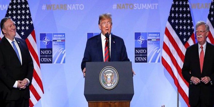 ABD NATO'dan ayrılacak mı? Trump cevapladı