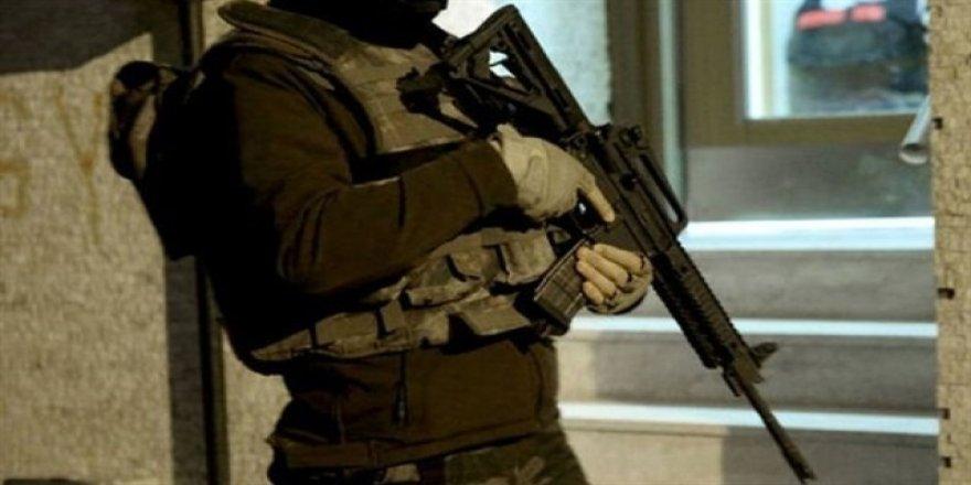 15 Temmuz için eylem hazırlığı yapan teröristlere operasyon