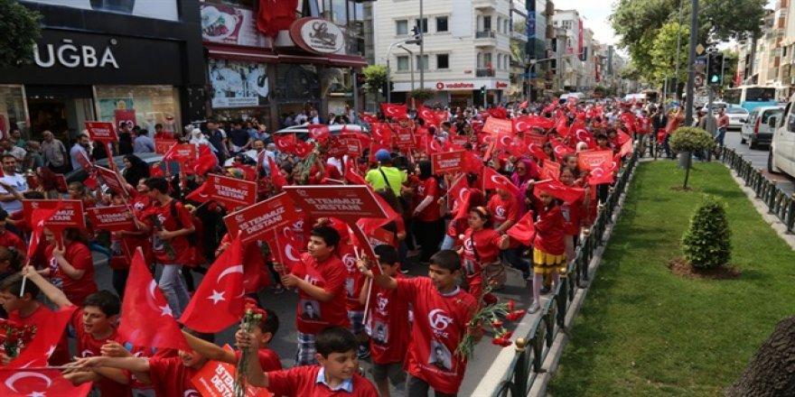 İstanbul şehitlerini anacak