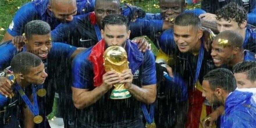 Fransız yıldız, milli takımı bıraktı